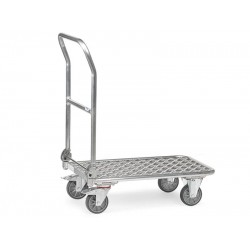 Folding Aluminium Platform Trolley 1133